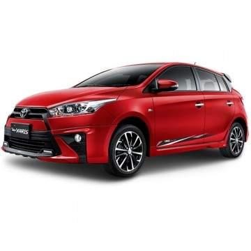 Harga dan Spesifikasi Toyota Yaris Terbaru di 2018