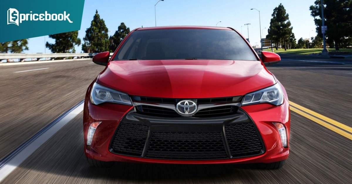 Harga Dan Spesifikasi Toyota Camry April 2017 Pricebook