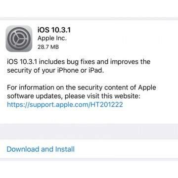 Sering Hilang AirPods? Update ke iOS 10.3.1 dan Gunakan Fitur Find My AirPods