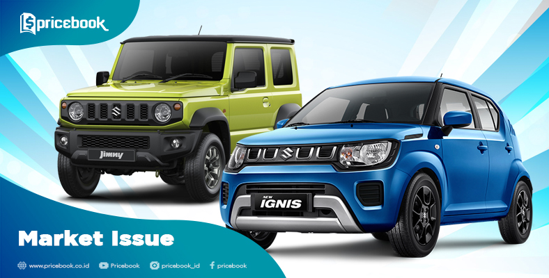 Daftar Harga Mobil Suzuki Indonesia Terbaru 2021 Pricebook
