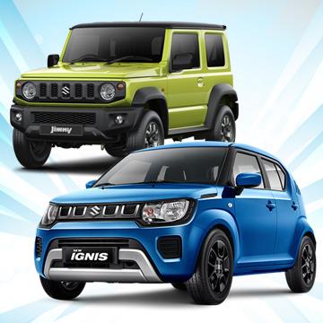 Daftar Harga Mobil Suzuki Terbaru Mei 2020