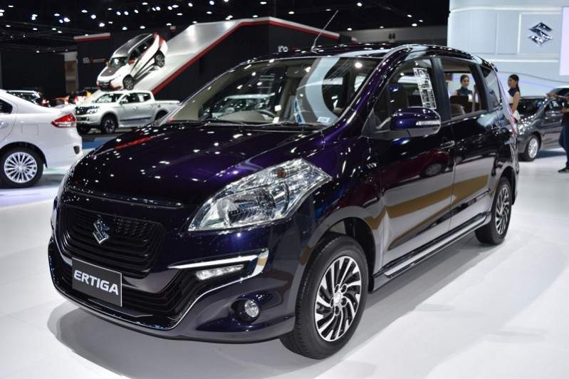 Harga Dan Spesifikasi Suzuki Ertiga April 2017 Pricebook