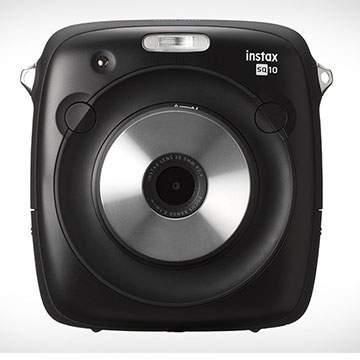 Kamera Fujifilm Instax Square SQ10 Bisa Hasilkan Gambar Analog dan Digital