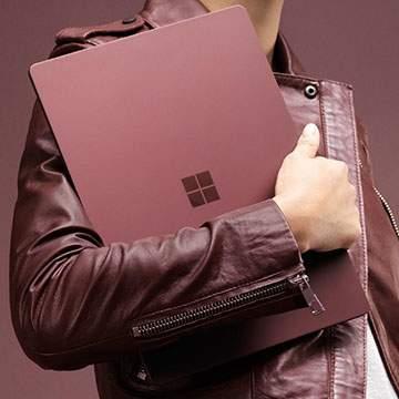 Laptop Microsoft Surface Tidak Kalah Mewah dengan Macbook
