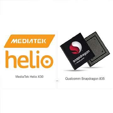 Qualcomm Snapdragon 835 vs MediaTek Helio X30, Dua Prosesor 10nm Paling Kuat
