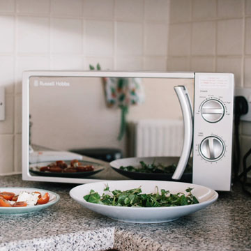 17 Merk Microwave Low Watt Terbaik 2019, Mulai 300 Ribuan