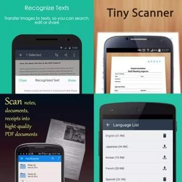 Aplikasi Scanner Gratis di Hp untuk Scan Foto dan Dokumen