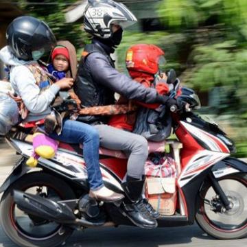 Motor Matic Ini Cocok Buat Keluarga Kecil