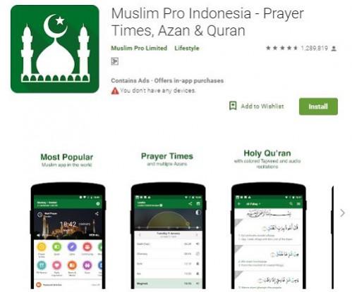 aplikasi muslim pro indonesia