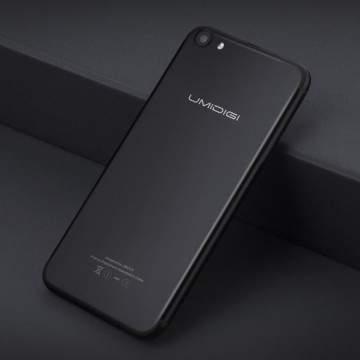 UMIDIGI G, Ponsel Android Murah dengan Desain Mirip iPhone 7