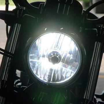 Lampu LED Putih, Keren, Terang, BERBAHAYA!