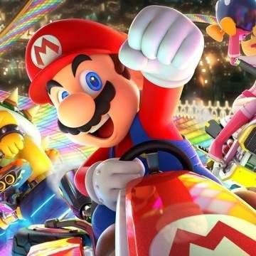 Mario Kart Jadi Game Racing Terbaik dan Terlaris Sejauh Ini