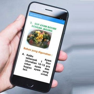 10 Aplikasi Menu Buka Puasa Dan Sahur Sederhana