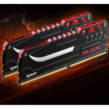 Melihat Lebih Dekat Apacer BLADE FIRE DDR4