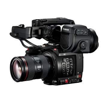 Intip 6 Kamera Film Sinema Canon, EOS C200 dan EOS C200B Paling Anyar