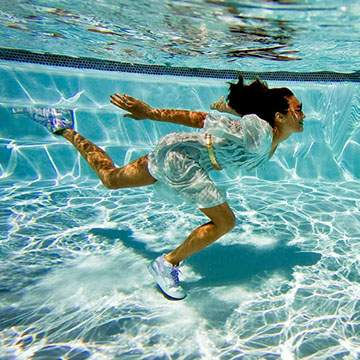 Cara Edit Foto Dalam Under Water, Format RAW