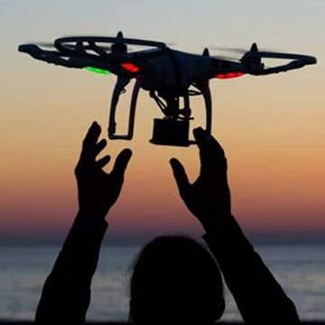 Tips Mudah Memotret Pakai Drone