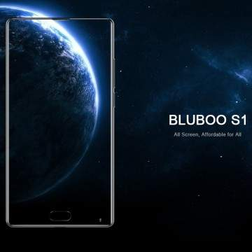 Bluboo S1 Dirilis Andalkan Desain Layar Unik Harga Terjangkau