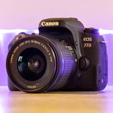 Kamera DSLR Terbaik Canon EOS 77D dan 800D Punya AutoFocus Baru