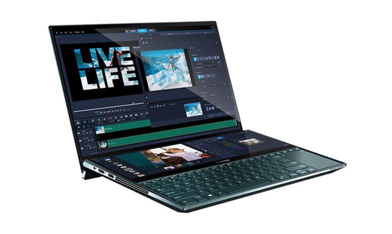 Laptop gaming dan editing video asus rog