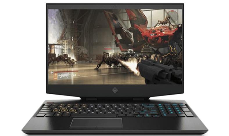 Laptop gaming dan editing video HP Omen