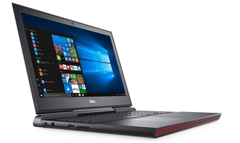 Laptop gaming dan editing video dell