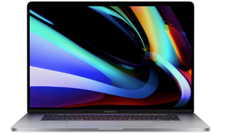 Laptop gaming dan editing video apple macbook