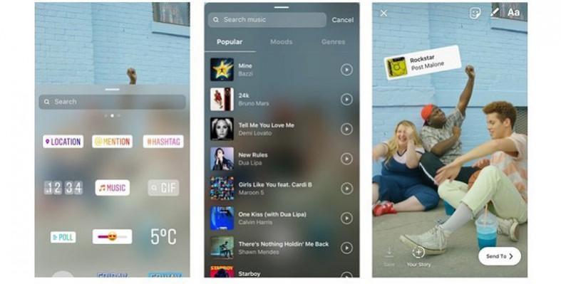 6 Cara Menambahkan Lagu Ke Insta Story Di Android Dan Ios Pricebook
