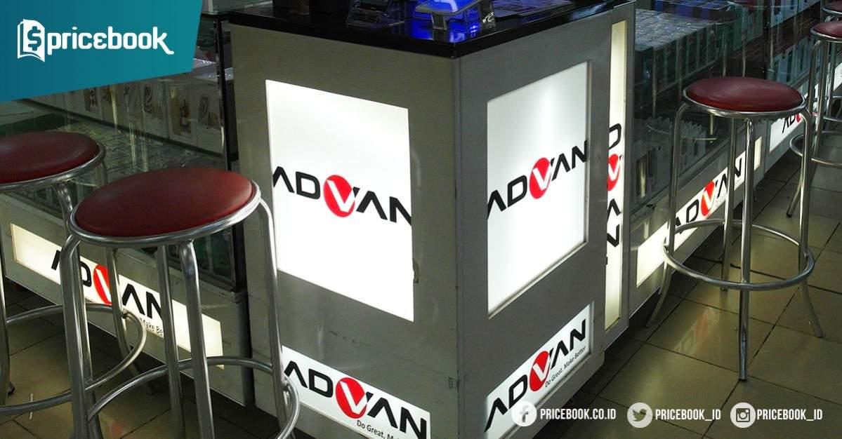 Daftar Hp Advan Murah 2019 Harga Di Bawah 500 Ribu Pricebook