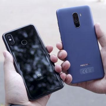 16 Hp Xiaomi Dual Kamera dengan Foto Bokeh Ciamik