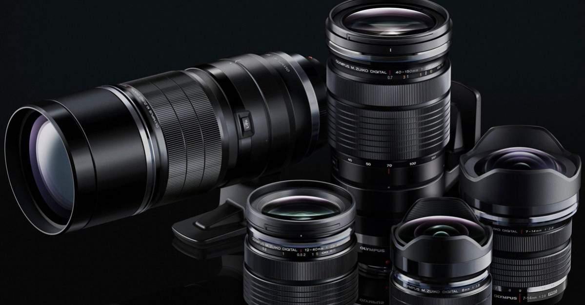 lensa kamera mirrorless
