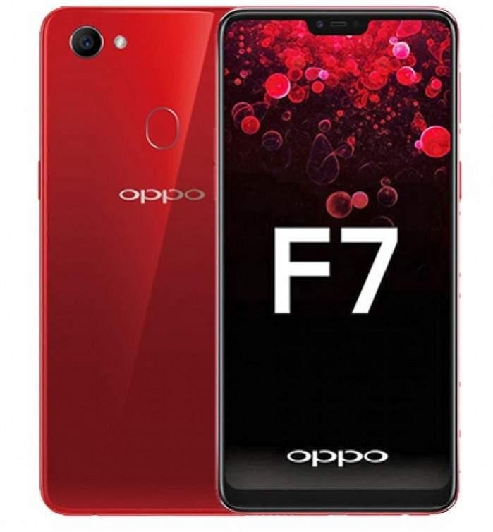OPPO F7 RAM 6GB