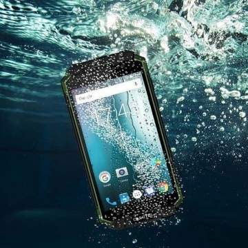 Oukitel K10000 Max, Ponsel Android Outdoor dengan Baterai Super Jumbo