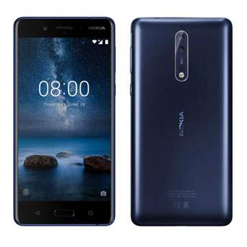 Hp Nokia 8 Punya Kamera Terbaik dari Zeiss, Harga Rp9 Jutaan