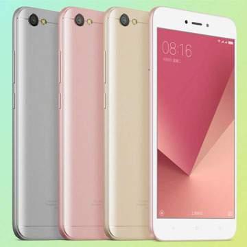 Xiaomi Redmi Note 5A, Kamera Depan 16MP Harga Rp2 Jutaan