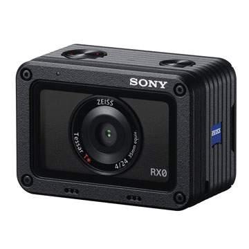 Action Camera Sony RX0, Pesaing GoPro yang Tahan Banting dan Air