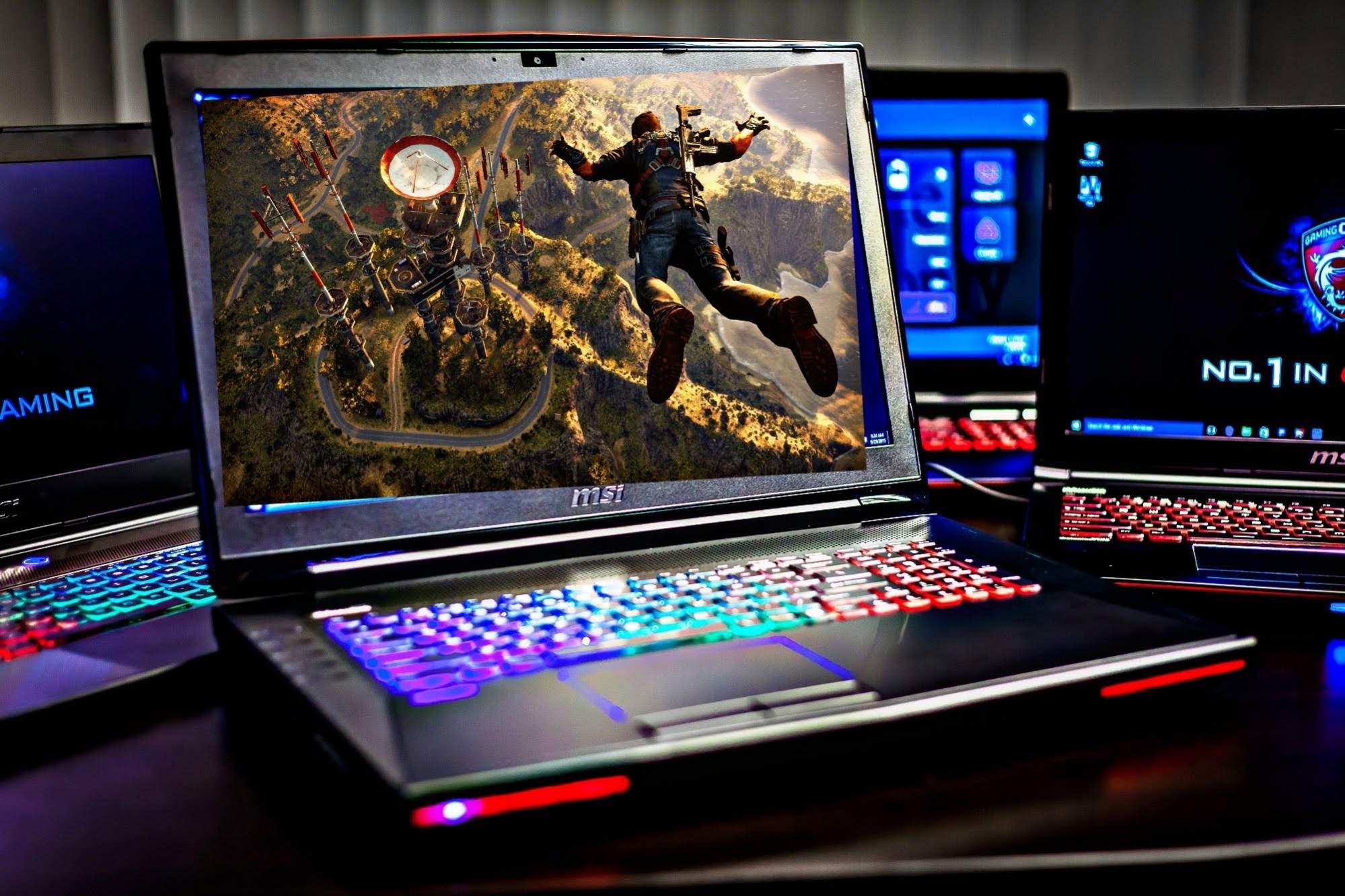 tipe laptop gaming