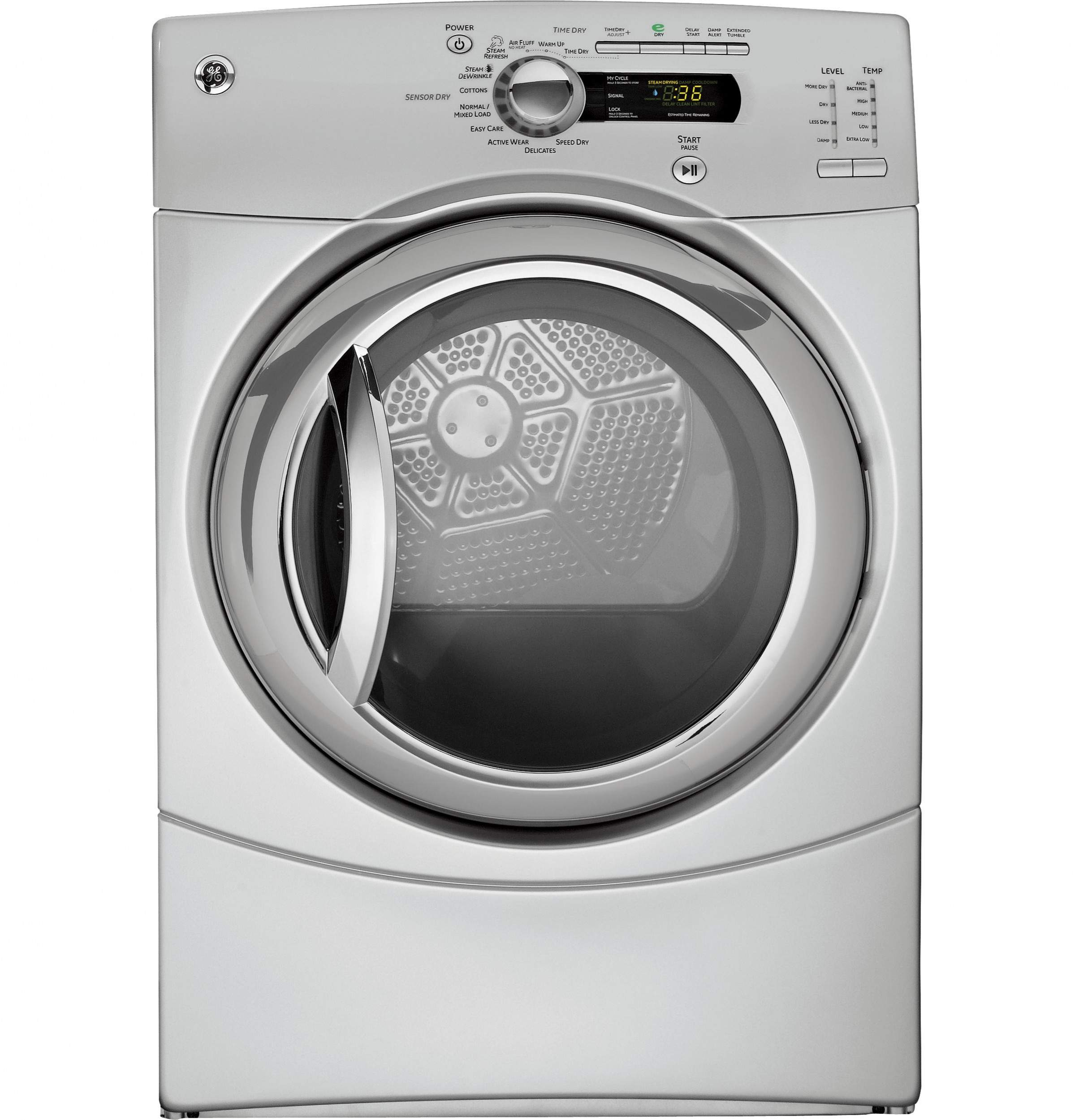 pengering pakaian steam dry