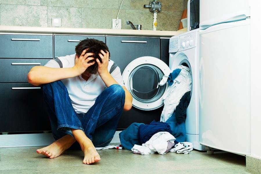 mesin cuci pengering pakaian