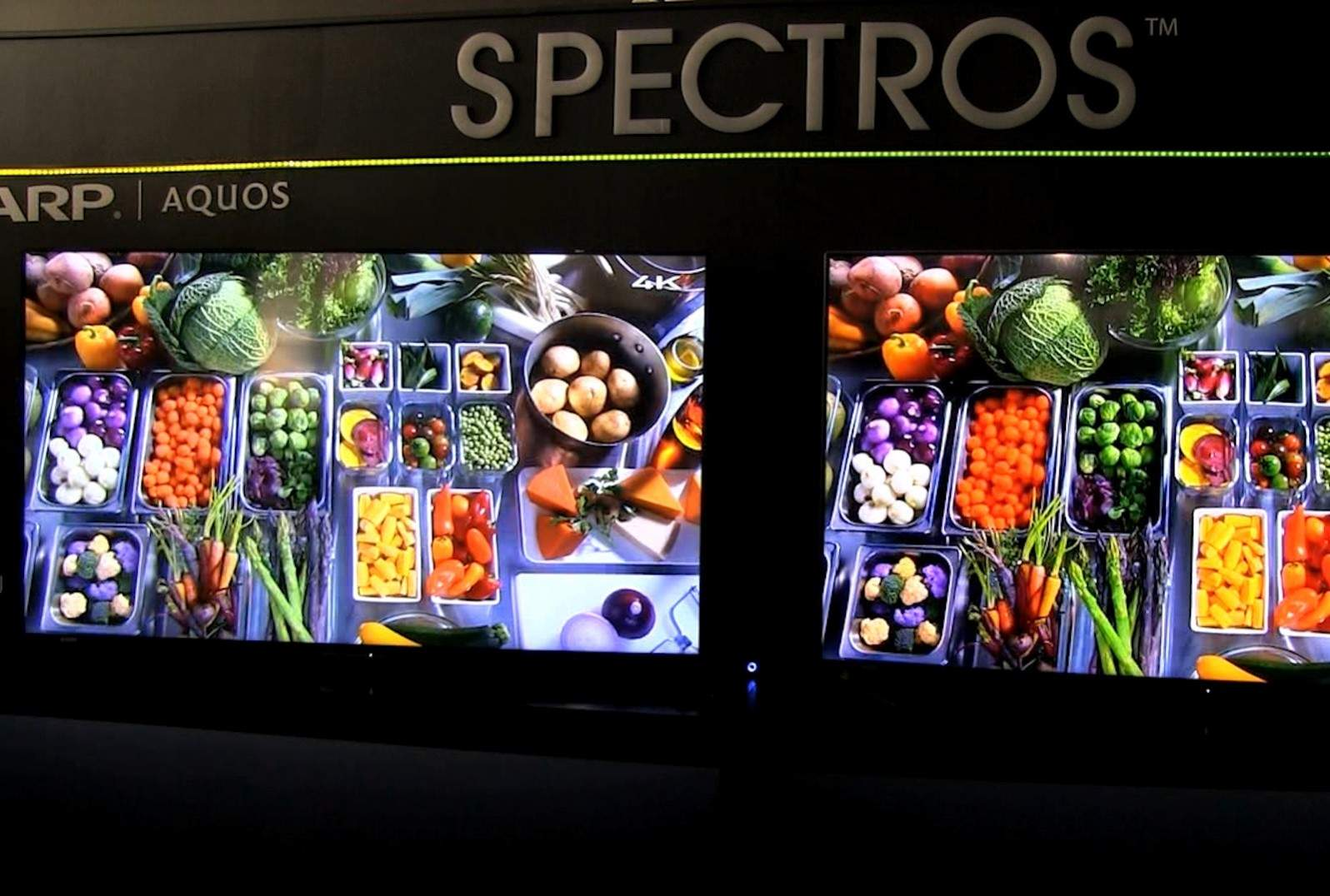 lg spectros