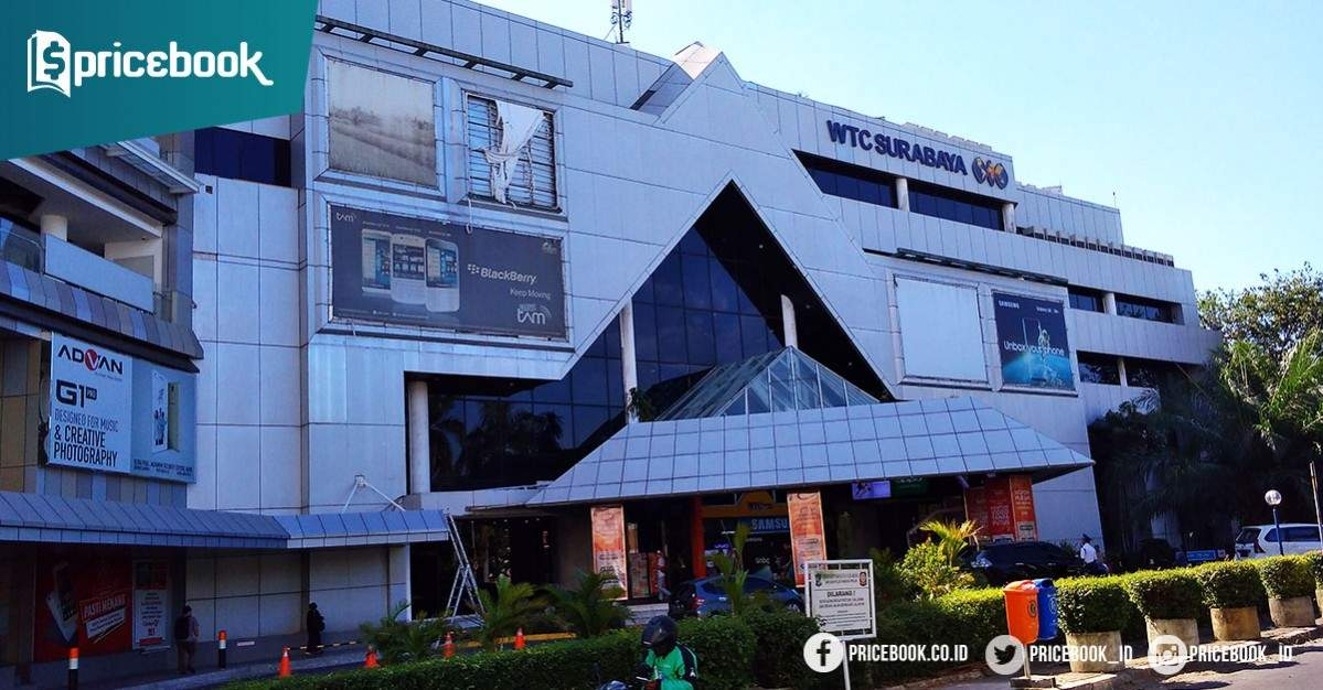 5 Toko Hp Rekomendasi Di Wtc Surabaya Pricebook