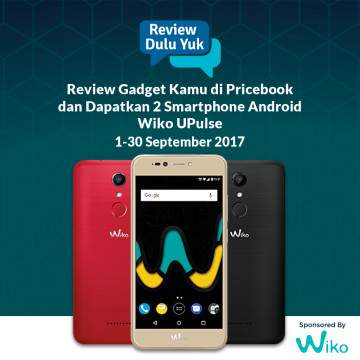 Ini Pemenang Event #ReviewDuluYuk Pricebook Bulan September 2017