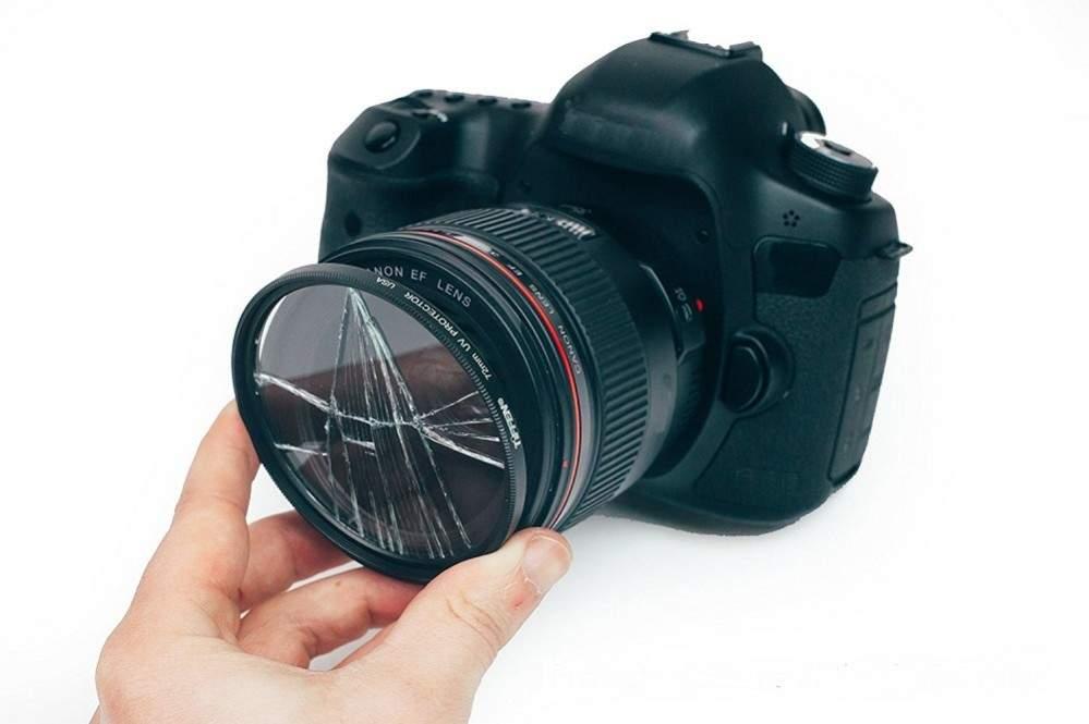 filter uv kamera