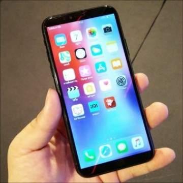 Hape iMI X, Ponsel Murah Gabungan iPhone X dan Xiaomi Mi 6