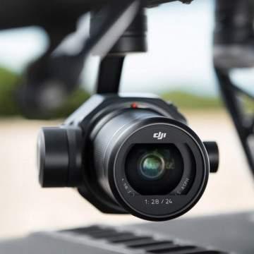 DJI Rilis Zenmuse X7, Kamera Video Untuk Drone Dengan Sensor Lensa 35mm