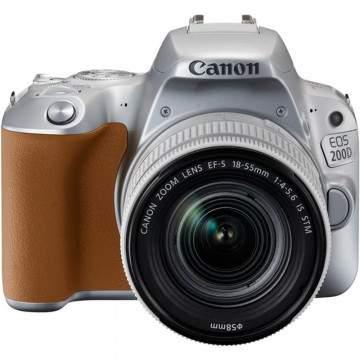 Canon EOS 200D, Kamera DSLR Mini Resmi Masuk Indonesia