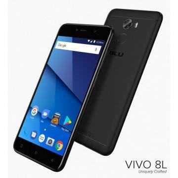 BLU Vivo 8L Dirilis Bawa Fitur Super Selfie Camera Sensor
