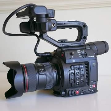 Kamera Video Canon EOS C200 Dirilis dengan Fitur Videografi Terbaik