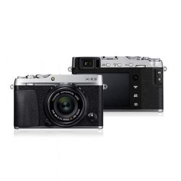 Intip Keunggulan Kamera Fujifilm X-E3