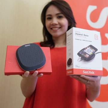 Sandisk iXpand Base Dipasarkan, Ini Kelebihan dan Harganya di Indonesia